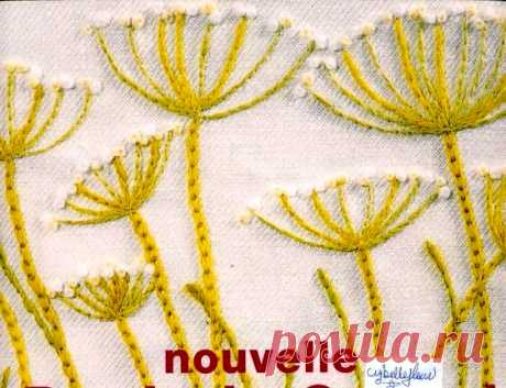 Nouvelle broderie crewel - the Embroidery (miscellaneous) - Magazines on needlework - the Country of needlework
