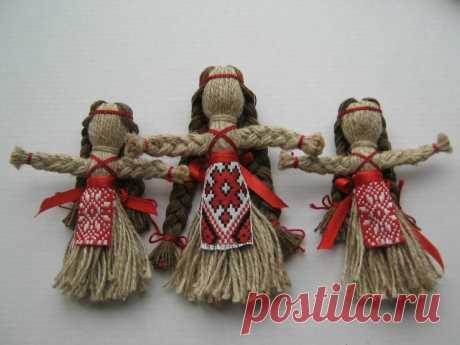 Куклы-обереги своими руками Какие ассоциации приходят нам в голову, когда мы слышим слово «кукла»? Правильно — игрушка. Но оберегающие куклы – совсем другое… Здравствуйте, мои дорогие! В этой статье я хочу рассказать вам о куклах-оберегах. Ещё издавна таким куколкам придавалось огромное значение. Куклы-обереги использовались для защиты дома, от сглазов, порч и других неприятностей. В славянской культуре наибольшей популярностью […] Читай дальше на сайте. Жми подробнее ➡