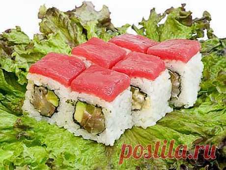 Спайдер Ролл - myrolls.ru - 1000 рецептов суши и роллов