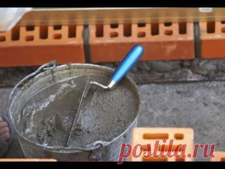 Раствор для кладки печи: пропорции, приготовление своими руками, правила замеса Раствор для кладки печи — для фундамента, дымовой трубы и другие типы составов. Разновидности и характеристики, пропорции для приготовления своими руками. Варианты как замесить глиняный, известковый и цементный тип смесей.