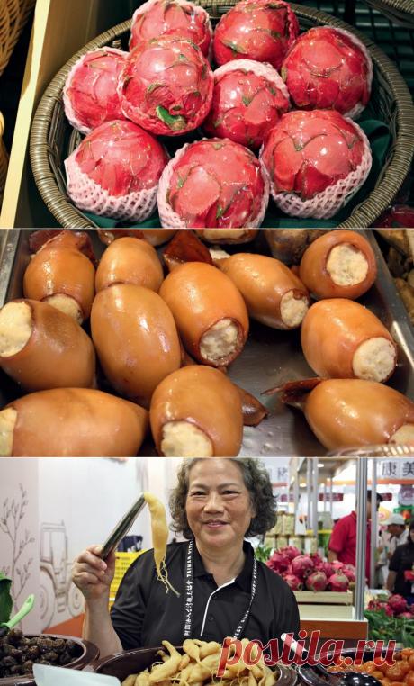 Путешествие на остров Тайвань: съедобные камни, лучшие в мире пельмени и осьминоги на палочках