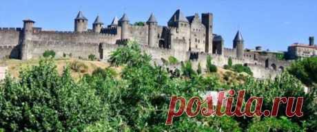 Самые впечатляющие города-крепости по всему миру (8 фото) . Тут забавно !!!
