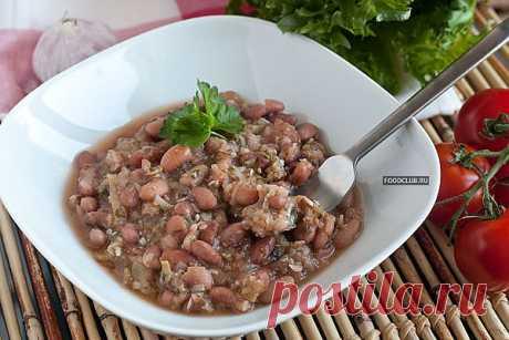 Лобио — рецепт с пошаговыми фото. Foodclub.ru
