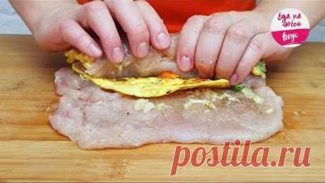 Закуска на любой Праздник! Улетает НА УРА после первого тоста, потому что ВКУСНО   Еда на любой вкус