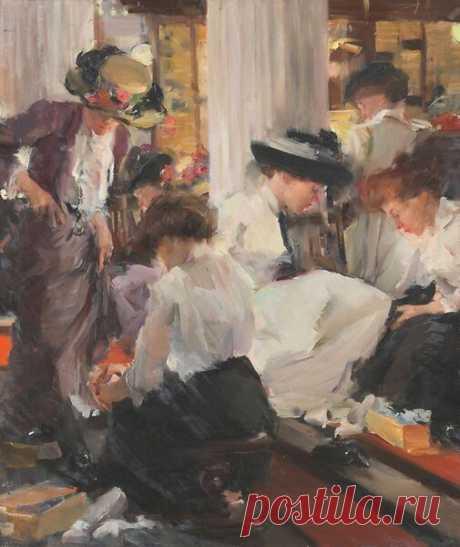 Коллекция полотен импрессионистов Института искусств Чикаго | Художество | Яндекс Дзен