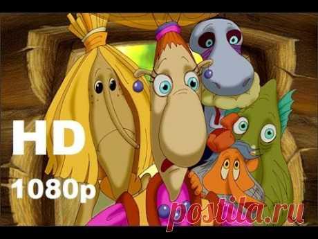 Мультфильм _ Бабка Ежка _ в качестве HD 1080p