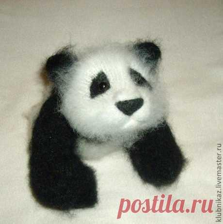 вязаная панда - Самое интересное в блогах