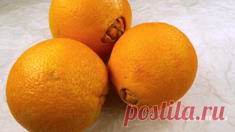 Всего три апельсина - и яркий десерт готов! Вкусный домашний мармелад!   Кухня от Татьяны   Яндекс Дзен