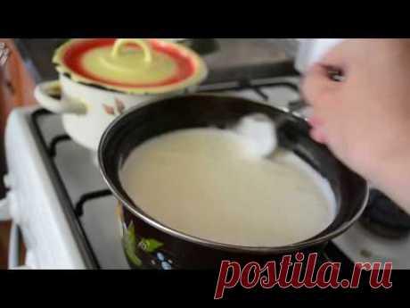 Как сделать йогурт в домашних условиях,без йогуртници