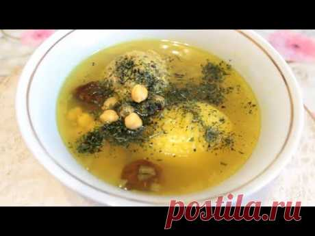 Кюфта- Бозбаш - Азербайджанская Кухня!!!/ Küftə Bozbaş /Просто и очень Вкусно!!