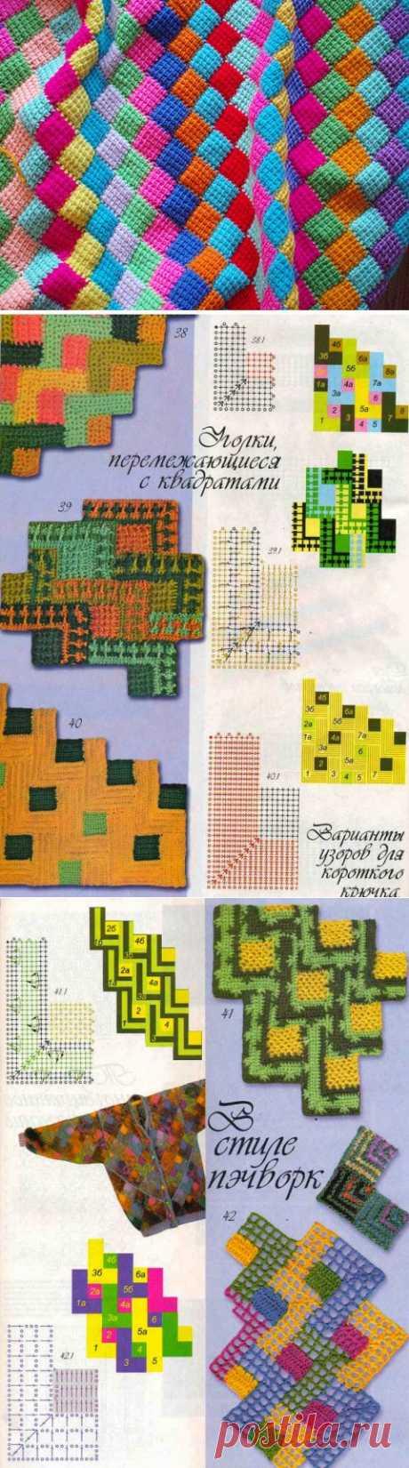 Вязание для дома - вязание крючком на kru4ok.ru