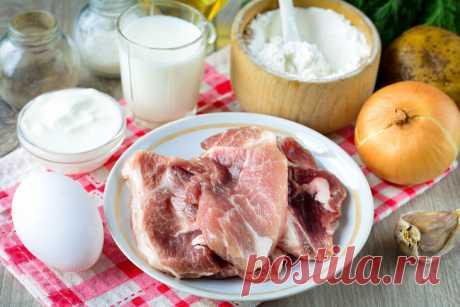 Свинина по-степному в духовке: рецепт с фото пошагово