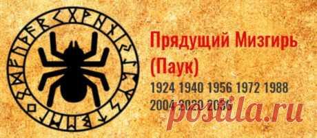 16 тотемных животных славянского гороскопа   Kirovnet.ru