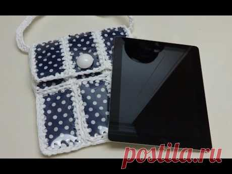 DIY Crafts: IPad Case out of Plastic Bottles for $1.50