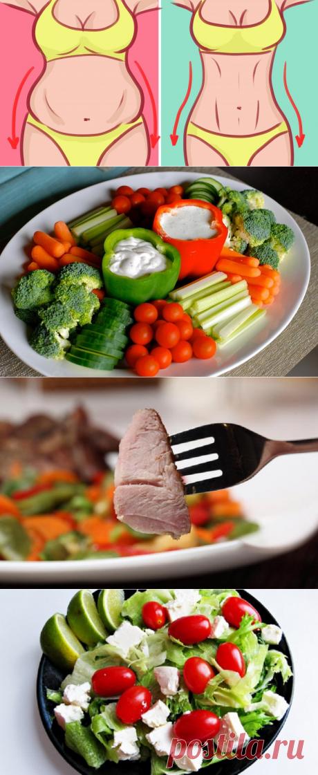 Диета Протасова: идеальный план питания на 40 дней! 4 кг уходит за неделю