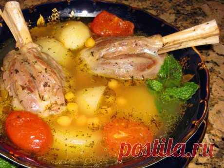 Шурпа из свинины: 8 восточных рецептов |