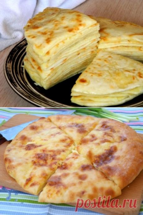 Лепешки — 170 рецептов с фото пошагово