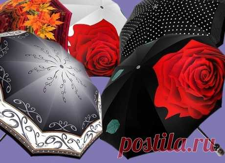 Как и чем почистить зонтик и вернуть ему первоначальный чистый и яркий вид?