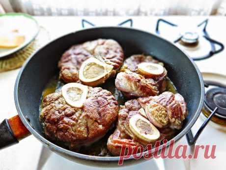 Традиционный рецепт оссобуко - Великий повар - пошаговые фоторецепты