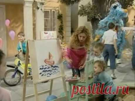 Disney Magic English - The City - Детские клипы, Mol4alena