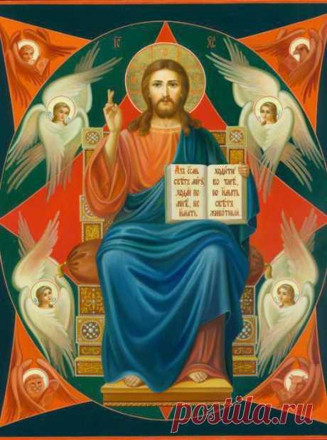 """El icono \""""la Festividad del Señor en las fuerzas\"""": ¿la foto, el significado, en que ayuda?"""
