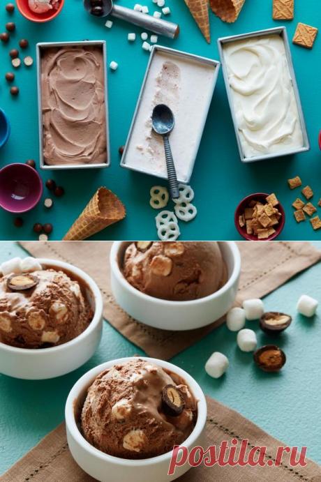 Домашнее мороженое без мороженицы: 14 рецептов
