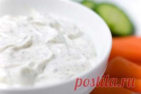 La salsa improvisada a la sustitución a la mayonesa   Compartimos los consejos