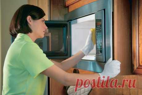 Как отмыть микроволновку от жира внутри в домашних условиях? Микроволновые печи прочно заняли свое место в нашем быту.Разогреть ледяной продукт, сделать теплым уже остывший или даже приготовить полноценное блюдо можно всего в пару нажатий и за короткое...