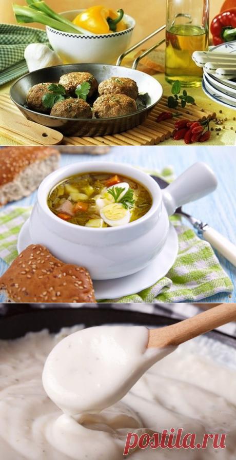 7 recetas de los semiproductos de casa
