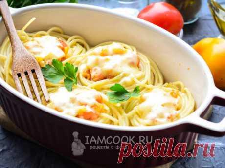 🍲 4 рецепта гнезд из макарон с различными начинками, подойдут спагетти или лапша. | Аймкук — рецепты с фото и видео | Яндекс Дзен