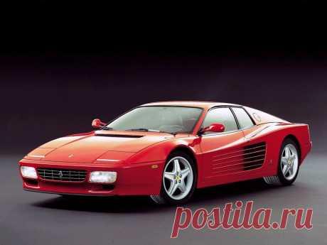 Ferrari Testarossa Sports model
