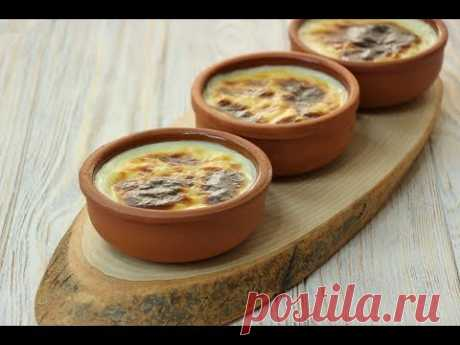 СЮТЛЯЧ✧ Рисовый Пудинг✧ Турецкая Кухня ✧ Turkish Rice Pudding Recipe
