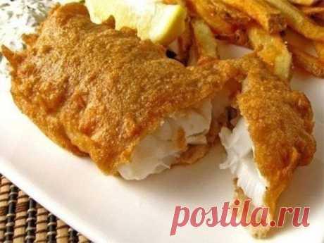 Рецепты кляра для рыбы  1. Рыба в сырном кляре Рыба в этом кляре получается очень вкусная и достаточно сытная. филе рыбы – 200 г; майонез – 3 ст. ложки; яйцо – 4 шт.; твердый сыр – 100 г.  Приготовление:  Способ приготовления рыбы в кляре достаточно простой. Сыр натираем на крупной терке, смешиваем с яйцами и майонезом. Все тщательно перемешиваем, добавляем соль, перец и муку. Все снова перемешиваем. Берем филе рыбы, режем на небольшие кусочки, обмакиваем каждый в сырный к...