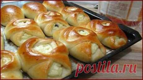 How to make pies from fast yeast dough. - recipe, ingredients and photos