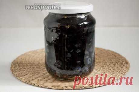 Тёрн маринованный рецепт с фото, как приготовить на Webspoon.ru