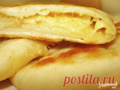 Рецепт хачапури на кефире с пошаговыми фото приготовления