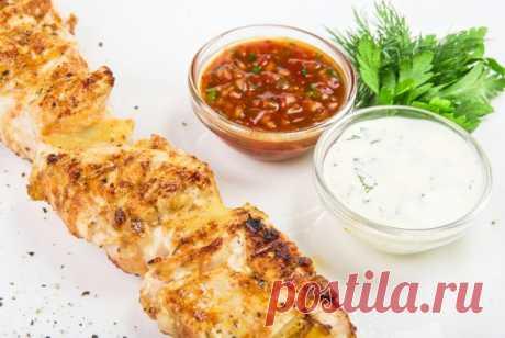 RECIPES: 20 sauces to a shish kebab - Layfkhaker