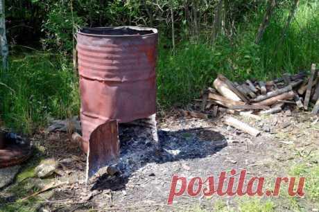 Как правильно сжигать мусор на участке – разбираемся с законами | Полезно (Огород.ru)