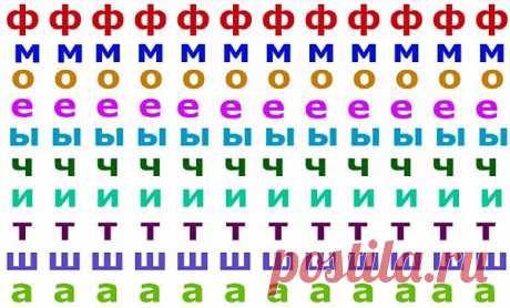 Зашифрованное слово Стерео-иллюзии Какое слово зашифровано в этой стерео картинке?