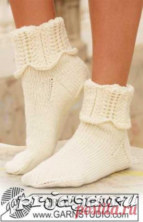 Вязаные носки и тапочки крючком и спицами | Варежки,носочки,перчатки | Постила