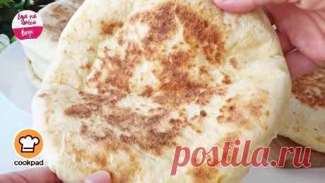 Мягкие и воздушные - Базлама – лепешки, вместо хлеба