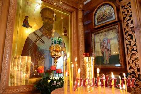 Бабушка в церкви стояла и шептала возле иконы Николая Чудотворца и рассказала мне короткую молитву из одной строки. | Молитвы на каждый день | Яндекс Дзен