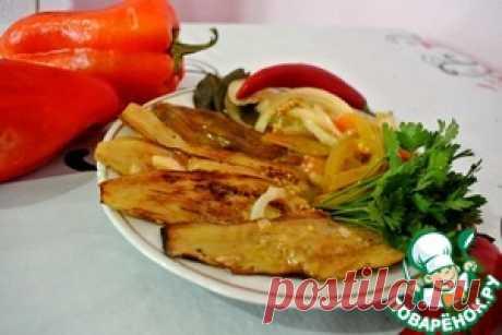 Маринованные баклажаны по-монастырски вкусный рецепт приготовления с фото