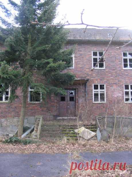 Panoramio - Photo of ehem.Militärkrankenhaus
