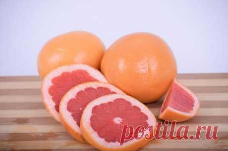 Грейпфрутовая диета поможет избавиться от 4 килограммов за 7 дней