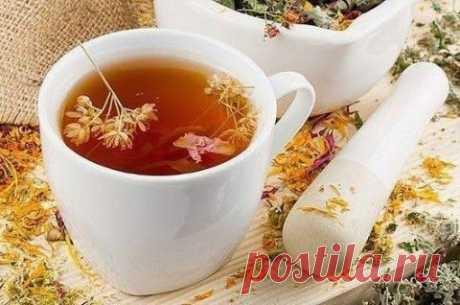 Тибетский чай долголетия / Будьте здоровы
