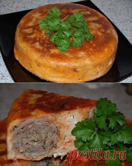 Как приготовить пирог ленивец - рецепт, ингридиенты и фотографии
