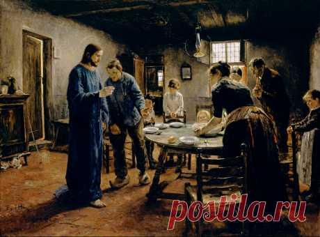 А вы благославляете свою пищу? Нет? А зря! | Блог православной | Яндекс Дзен