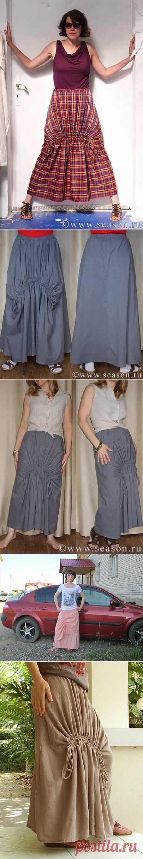 Тайская юбка.