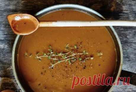 Универсальный соус-подливка ко всем блюдам